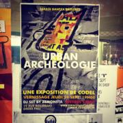 Flyer expo atelier Dantza