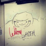 Welcome to hoth
