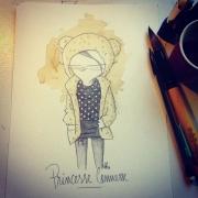 Coffee princesse connasse