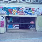 Collage rue des cordeliers