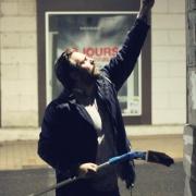 Monstre bleu @Pau