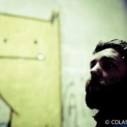 Golden monstre bleu X Colas Declercq @pau