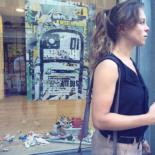 Urban archeologie à l'atelier ambulant