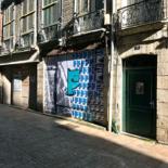 Monstre bleu Bayonne