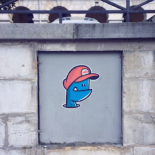 Monstre bleu Mario